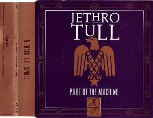 Jethro Tull - Part Of The Machine CD (album) cover