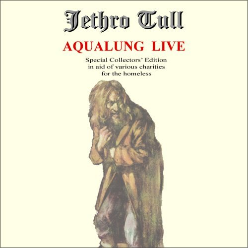 Jethro Tull - Aqualung Live CD (album) cover