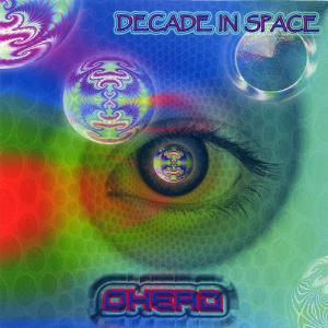 OHEAD - Decade In Space CD album cover