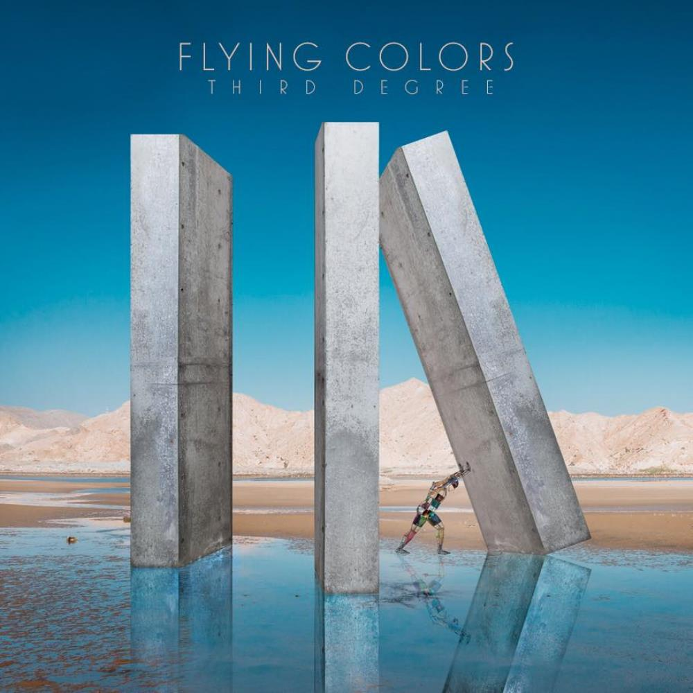 FLYING COLORS - Third Degree CD album cover