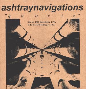 Ashtray Navigations - Quartz CD (album) cover