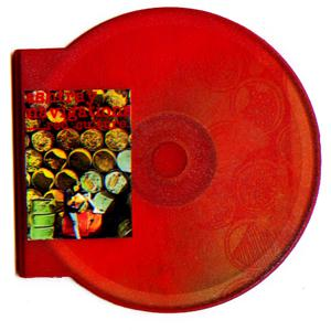 Ashtray Navigations - Red Culture CD (album) cover