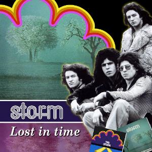The Storm - Lost In Time CD (album) cover