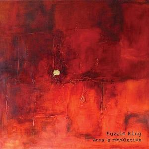 Puzzle King - Anna's Revolution CD (album) cover
