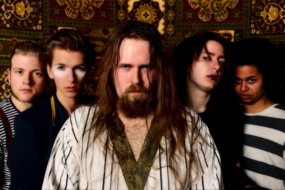 ØRKENKJØTT image groupe band picture