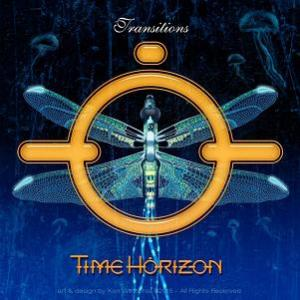 Time Horizon - Transitions CD (album) cover