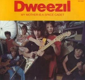Dweezil Zappa - My Mother Is A Space Cadet / Crunchy Water CD (album) cover