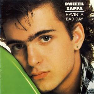 Dweezil Zappa - Havin' A Bad Day CD (album) cover
