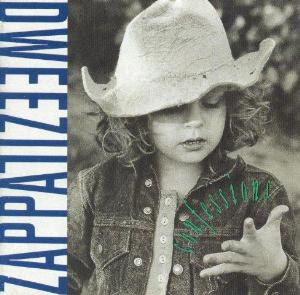Dweezil Zappa - Confessions CD (album) cover