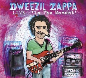 Dweezil Zappa - Live - In The Moment CD (album) cover