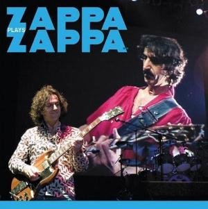 Dweezil Zappa - Zappa Plays Zappa CD (album) cover