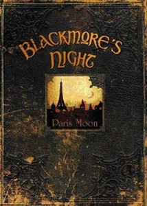 Blackmore's Night Paris Moon CD album cover