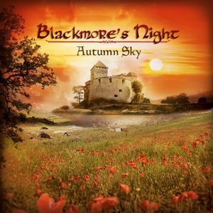 BLACKMORE'S NIGHT - Autumn Sky CD album cover