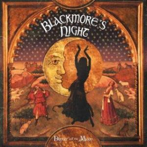 Blackmore's Night - Dancer And The Moon CD (album) cover