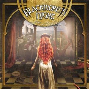 Blackmore's Night - All Our Yesterdays CD (album) cover