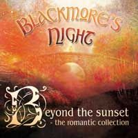 Blackmore's Night - Beyond The Sunset - The Romantic Collection CD (album) cover