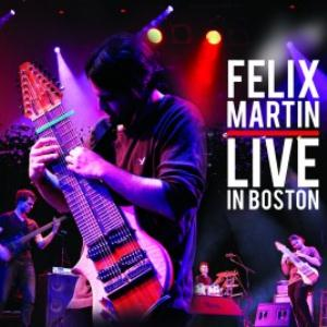 Felix Martin - Live In Boston CD (album) cover
