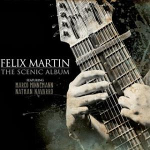 Felix Martin - The Scenic Album CD (album) cover
