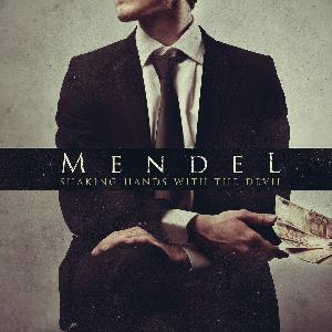 Mendel - Shaking Hands With The Devil CD (album) cover