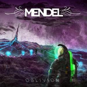 Mendel - Oblivion CD (album) cover