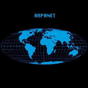 Arpanet - Wireless Internet CD (album) cover