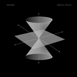 Arpanet - Inertial Frame CD (album) cover