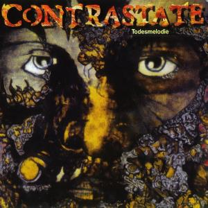 Contrastate - Todesmelodie CD (album) cover