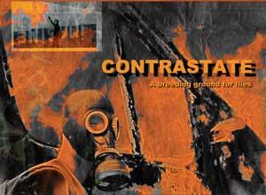 CONTRASTATE - A Breeding Ground For Flies CD album cover
