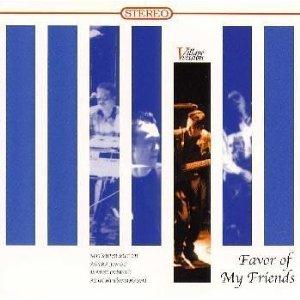 Mitsuru Sutoh - Favor Of My Friends CD (album) cover