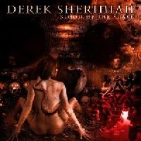 Derek Sherinian - Blood Of The Snake CD (album) cover