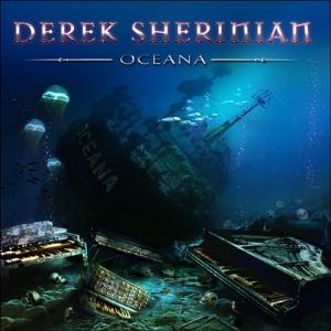 Derek Sherinian - Oceana CD (album) cover