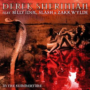Derek Sherinian - In The Summertime CD (album) cover