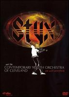 Styx - Styx And The Contemporary Youth Orchestra Of Cleveland: One With Everything DVD (album) cover