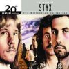 Styx - 20th Century Masters : The Millennium Collection CD (album) cover