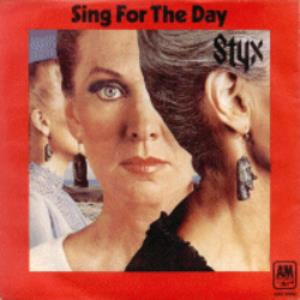 Styx - Sing For The Day CD (album) cover