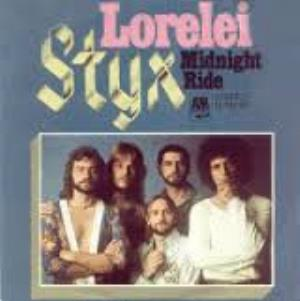 Styx - Lorelei CD (album) cover