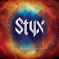 Styx - Big Bang Theory CD (album) cover