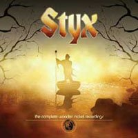 Styx - The Complete Wooden Nickel Recording CD (album) cover