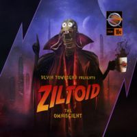 Devin Townsend - Ziltoïd The Omniscient CD (album) cover