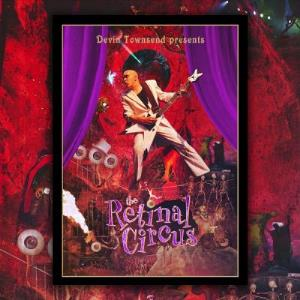 Devin Townsend - The Retinal Circus DVD (album) cover