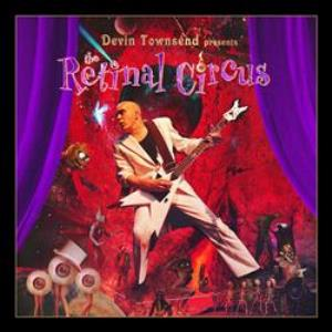 Devin Townsend - The Retinal Circus CD (album) cover
