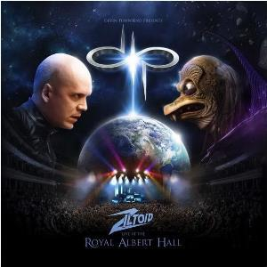 Devin Townsend - Ziltoid: Live At The Royal Albert Hall CD (album) cover