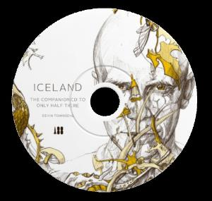 Devin Townsend - Iceland CD (album) cover