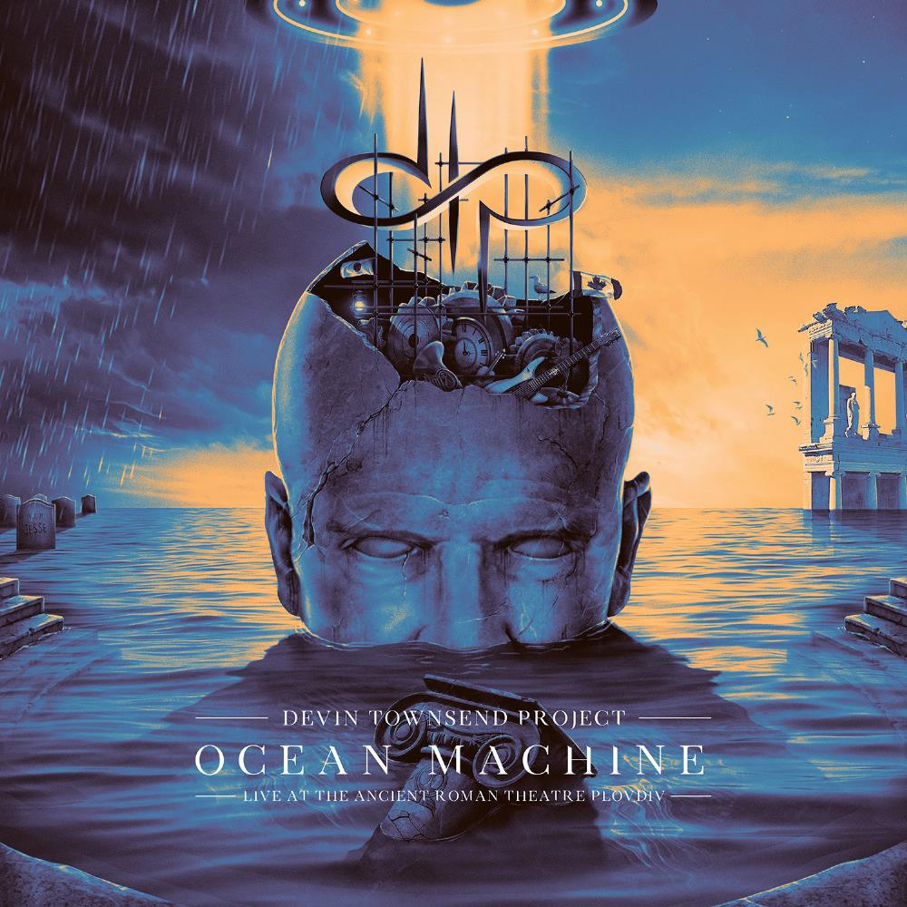 Devin Townsend - Ocean Machine - Live At The Ancient Roman Theatre CD (album) cover