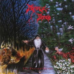Mystic Force - The Eternal Quest CD (album) cover