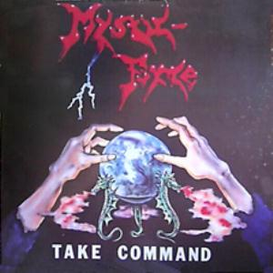 Mystic Force - Take Command CD (album) cover