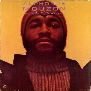 Alphonse Mouzon - The Essence Of Mystery CD (album) cover