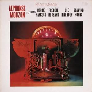 Alphonse Mouzon - By All Means CD (album) cover