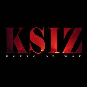 Ksiz - Nerve Of War CD (album) cover