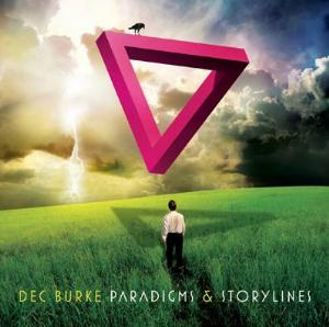 Dec Burke - Paradigms & Storylines CD (album) cover